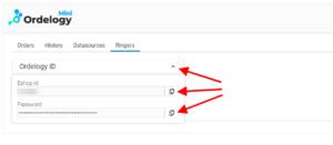 Kde najít údaje pro aktivaci Ordelogy bota v Discordu